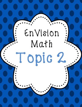 EnVision 2nd grade Topic 2 Addition