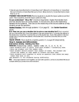 EnVision Grade 1 Topic 2 (2-3)
