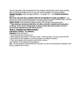 EnVision Grade 1 Topic 2 (2-9)