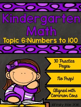 EnVision Kindergarten Topic 6