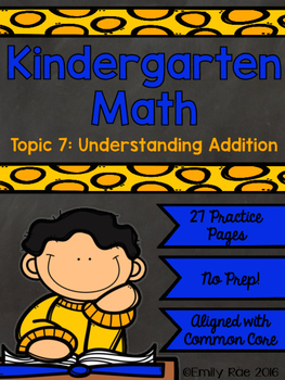 EnVision Kindergarten Topic 7