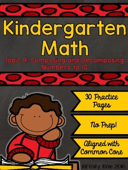 EnVision Kindergarten Topic 9