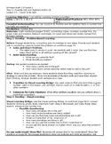 EnVision Math 2.0 1st Grade Topic 2 Lesson Plans (2-1 thro