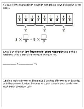 EnVision Math 2.0 4th Grade Cumulative Assessment Topic 10