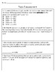 EnVision Math 2.0 4th Grade Cumulative Assessment Topic 5
