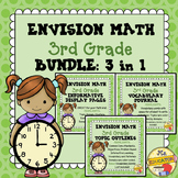 EnVision Math Common Core - 3rd Grade BUNDLE