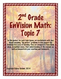 "EnVision Math ""Big Picture"" Problems for 2nd Grade, Topic"