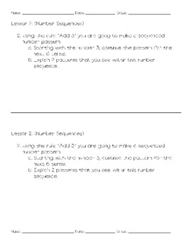 EnVision Math Extended Response Questions - Topic 2