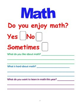 EnVision Math Grade 2 Unit 1 Journal