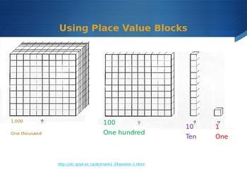 EnVision Math - Grade 3 - Unit 1 Numeration