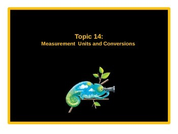 EnVision Math Grade 4: Topic 14 Power Point