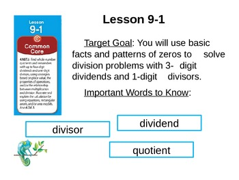 EnVision Math Grade 4: Topic 9 Power Point