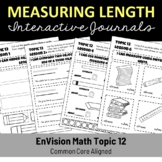 EnVision Math Topic 12 Interactive Journal/Notebook