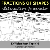 EnVision Math Topic 16 Interactive Journal/Notebook