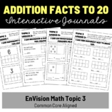 EnVision Math Topic 3 Interactive Journal/Notebook