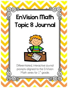 EnVision Math Topic 8 Journal