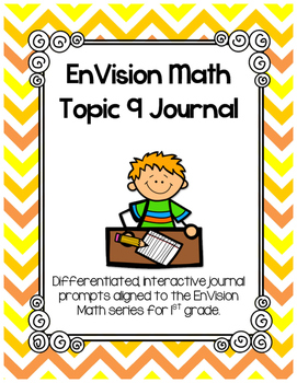 EnVision Math Topic 9 Journal