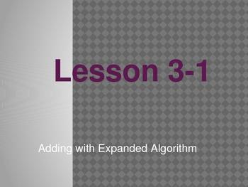 EnVision Math Unit 3-1
