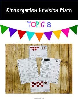EnVision Mathematics Topic 8 - Kindergarten