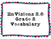 EnVisions 2.0 Grade 2 Vocab Topic 1