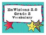 EnVisions 2.0 Grade 2 Vocabulary