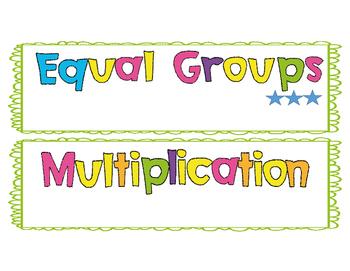 EnVisions 2.0 Grade 3 Topic 1 Vocabulary
