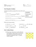 EnVisions 2.0 Grade 3 Topic 8 Quiz
