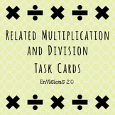 EnVisions 2.0 Topic 4 Relate Multiplication to Division Ta