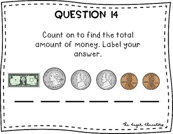 EnVisions Binder Center: Topic 13 - Counting Money
