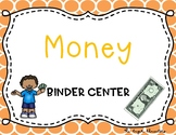 EnVisions Binder Center: Topic 14 - Money