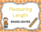 EnVisions Binder Center: Topic 15 - Measuring Length