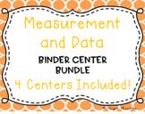 EnVisions Binder Centers: Measurement and Data Bundle