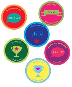 EnVisions Common Core 5th Grade Math Tracker