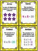 EnVision Math (Common Core Edition) 4th Grade Topic 1 Focus Wall