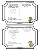 EnVisions Third Grade Topic 9 Exit Tickets