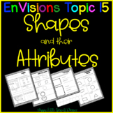 EnVisions Topic 15 Worksheets Second Grade