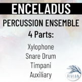 Enceladus - Percussion Ensemble