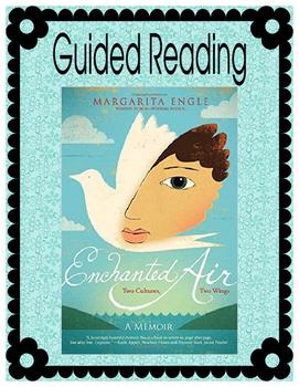 Enchanted Air - A Memoir by Margarita Engle