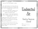 Enchanted Air Reading Response Journal