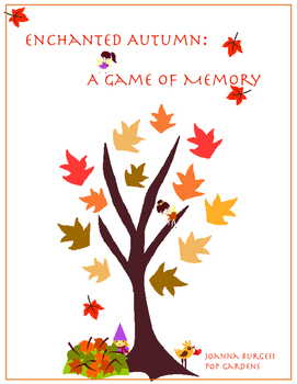 Enchanted Autumn: A Game of Memory