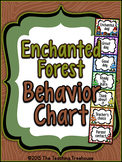 Enchanted Forest Behavior Clip Chart