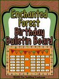 Enchanted Forest Birthday Bulletin Board Kit