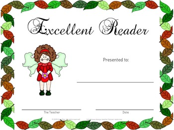 Enchanted Forest Classroom Theme - Student Awards