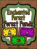 "Enchanted Forest ""Forest Funds"" ~ Behavior Bucks, Classroom Money/Rewards"