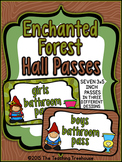 Enchanted Forest Hall Passes