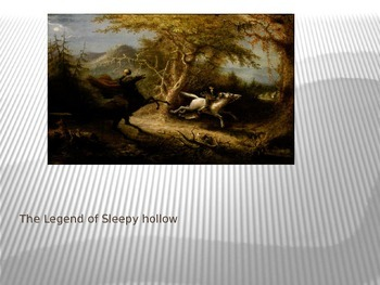 Legend of Sleepy Hollow and The Haunting of Hill House