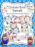 Enchanted Forest Theme LMC Pack {with Editable Passes & Signs}