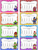 Enchanted Forest Themed Punch Card Pack