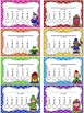 Enchanted Forest Themed Punch Card Pack Sampler