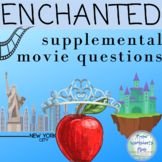 Enchanted (2007) Movie Questions
